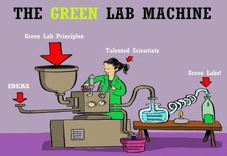 Green lab machine