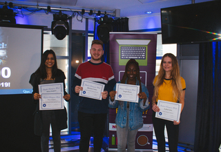 Student enterprise week winners 1