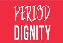 Period dignity