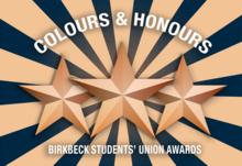 Colours honours logo wide