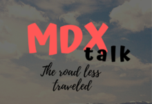Mdx talk cover picture