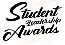 Student leadership logo