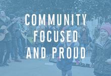 Community focused