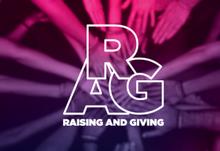 Rag raising and giving