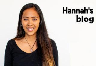 Hannah blog