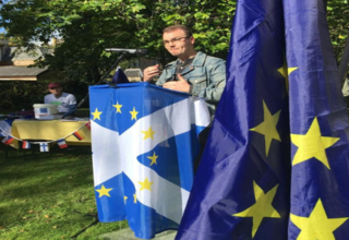 Liam speaking stirling for europe 400 x 400