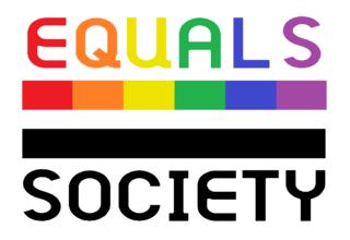 White new equals logo