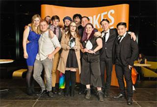 Union awards winners