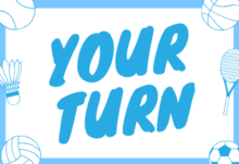 Your turn article