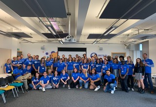 Bristolsu team photo sep 2019
