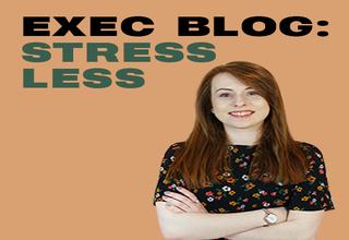 Stress less blog