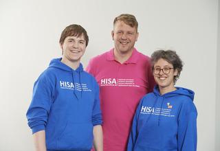 Hisa regional team