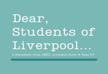 Dear liverpool students