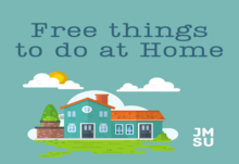 Free things to do at home