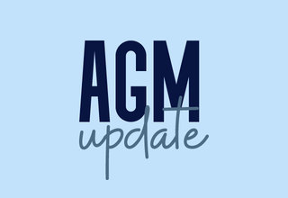 Agm cancelled 2020