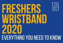 Freshers wristband article 01