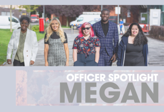 2020   article   officer spotlight   megan 01
