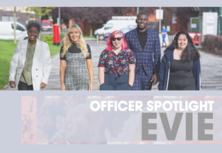 2020   article   officer spotlight   evie 01