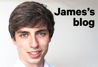 James blog