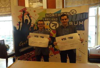 Launch of nus usi and niyf partnership