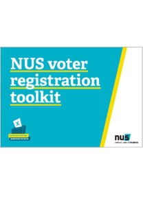 Nus voter registration toolkit