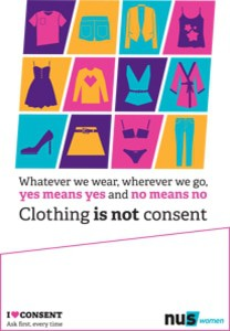 I heart consent a2 poster english
