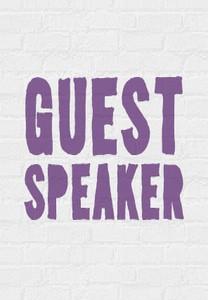 Guest Speaker Template Assessment Nottingham Trent Students Union
