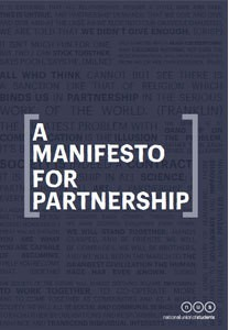 A manifesto for partnership