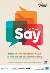 National Student Survey 2016 Posters Nus Connect