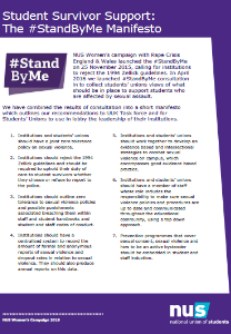Standbyme manifesto