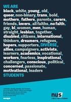 Nus campaign poster 208x300