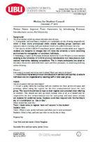 Pronoun introductions motion 2014