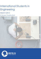 International students in engineering march 2015