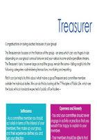 Guide for club treasurer