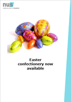 Easter confectionery frontpage