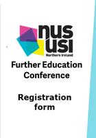 Nususi fe conference registration form frontpage