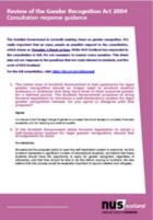 Gra consutlation guidance cover image