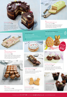 Fresh fayre easter bakery front cover