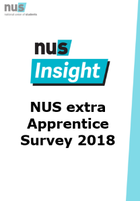 Nus extra apprentice survey front cover