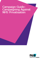 Nhs campaigning guide