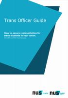 Trans officer guide