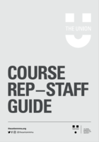 Staff guide cover