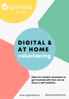 Organised fun digital home wellbeing
