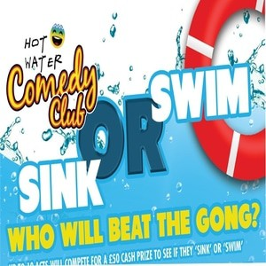 Sink Or Swim Beat The Gong Liverpool Guild Of Students