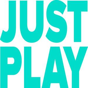 Just play blue logo