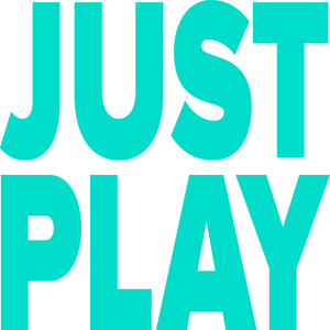 Just play blue logo