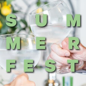 Summer fest gin square