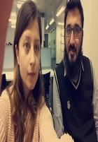 Agnieszka Gziut and Muhammad Hassan