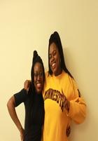 Deborah Daniel and Afoma Ojukwu