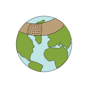 Environmental society logo